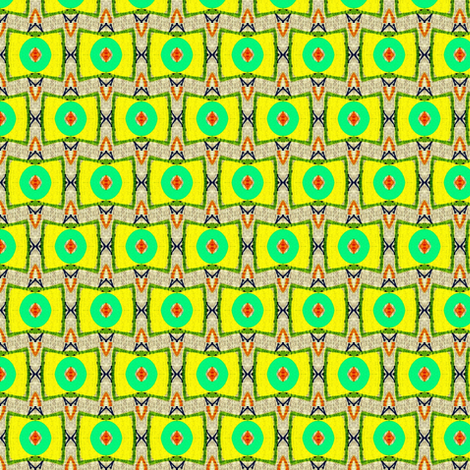 Hinterland - brights fabric by franbail on Spoonflower - custom fabric