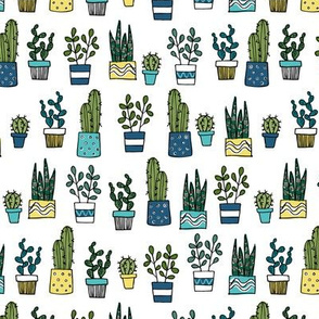 outline cacti