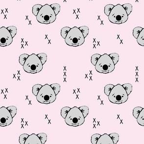 (small scale) Koala // lace