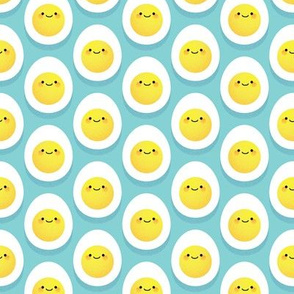 Kawaii eggs