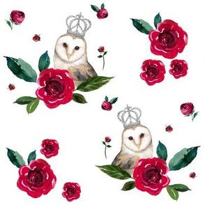 """8"""" WINTER OWLS / MIX & MATCH"""
