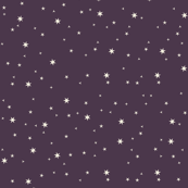 Scattered Stars-AUBERGINE