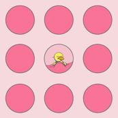 Pink Polka-Duck
