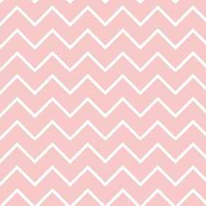 traditional pink chevron - farm coordinate