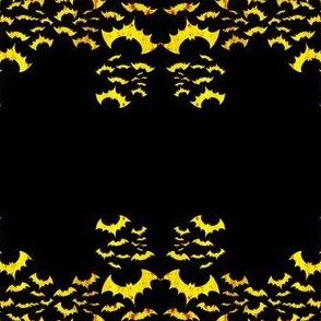 Spooky Vintage Bat