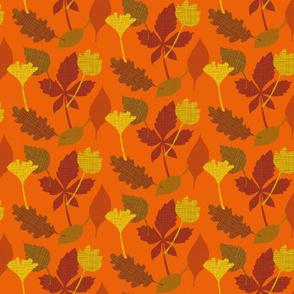 Falling (orange)