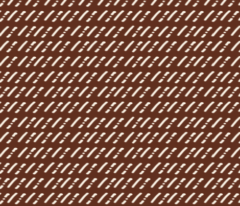 memphis style: tribal morres codes fabric by lisakling on Spoonflower - custom fabric