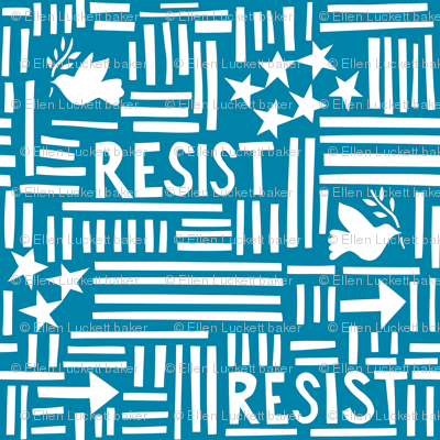 Resist (small blue)