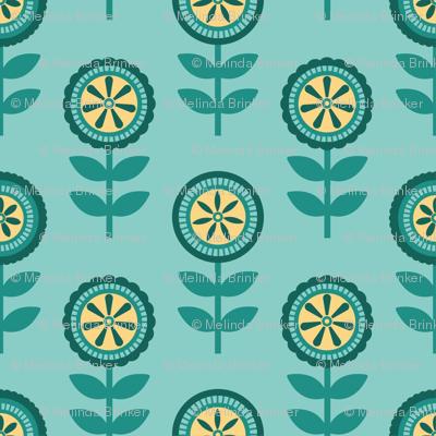 Swedish Flowers 1
