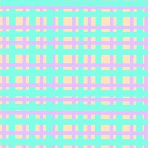 Candy Pastel Stripes