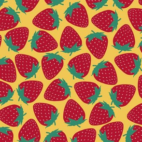 Strawberry - Yellow