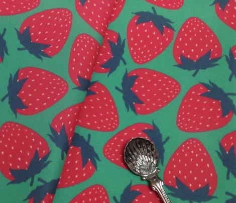 Strawberry - Green