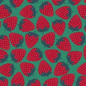 Strawberry - Green