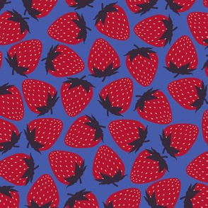 Strawberry - Blue