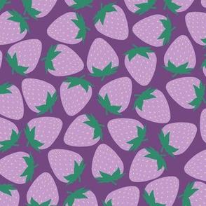 Strawberry - Purple