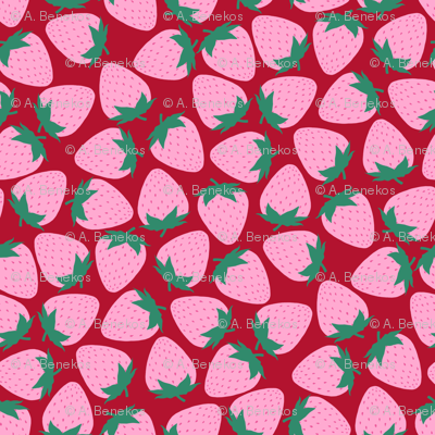 Strawberry - Red