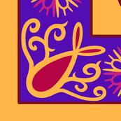 Arabian Carpet, 41.84in x 62.30in