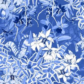 Orchid Jungle III Blueprint 200