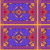 Arabian Carpet 5.96in x 4in