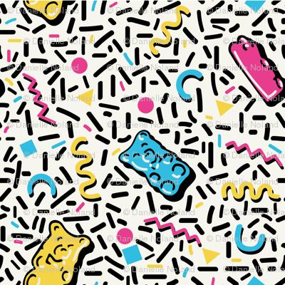90s Gummy Bear Nostalgia