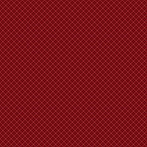 tartan red