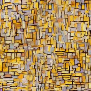 homage-Piet van de geel goud