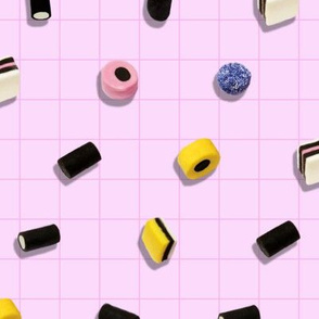 memphis allsorts - cotton candy