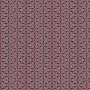 Misty Rose circles