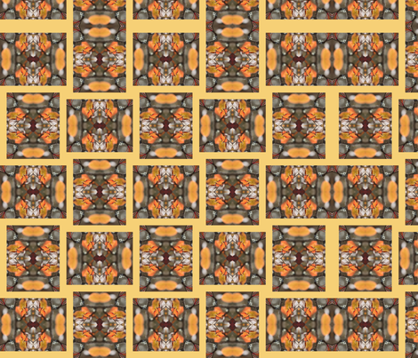 Berberis fabric by vivorama on Spoonflower - custom fabric