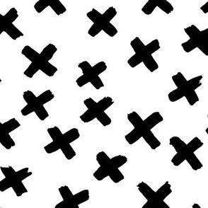 Criss Cross - Black