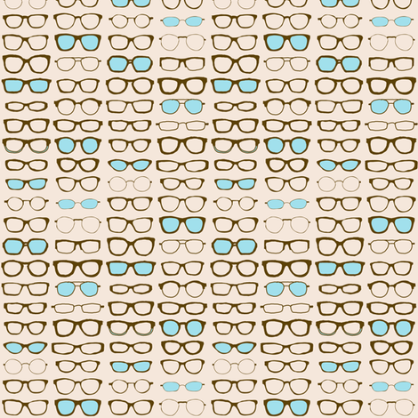 Would You Look At That fabric by seesawboomerang on Spoonflower - custom fabric