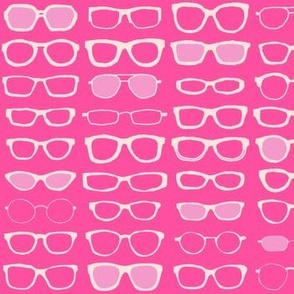 Glasses of Pink