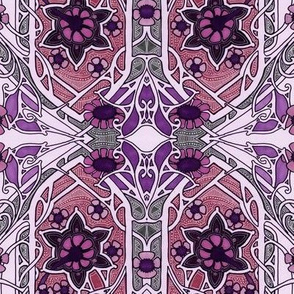 Purple Revenge, Craftsman Style