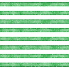 salted watercolor stripes // christmas green