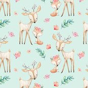 R00-deer-fox-flowers-fabric-6-soft-mint_shop_thumb