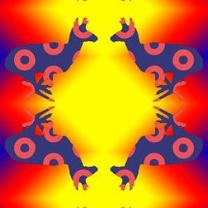 Phish Antelope rainbow 2