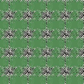Animalprint Zebra Burst