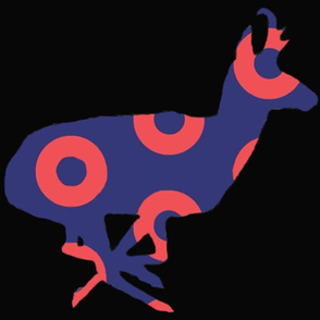 Phish Antelope XXL Black