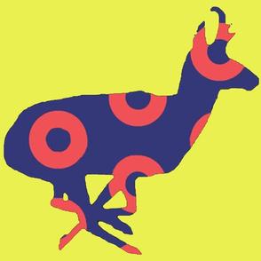 Phish Antelope XXL Yellow