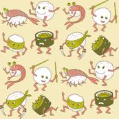 06720831 : kung-fu sushi