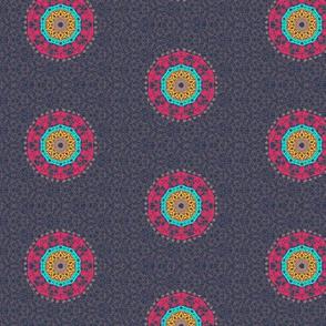Bohemian Mandala