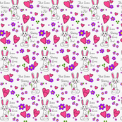 Some Bunny Loves You! small