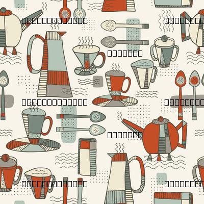 Coffee, Memphis Style - Cream