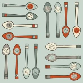Spoons - X-Light Spruce