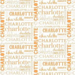 Charlotte in Mango