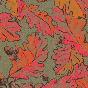 Vivid Oak Harmony