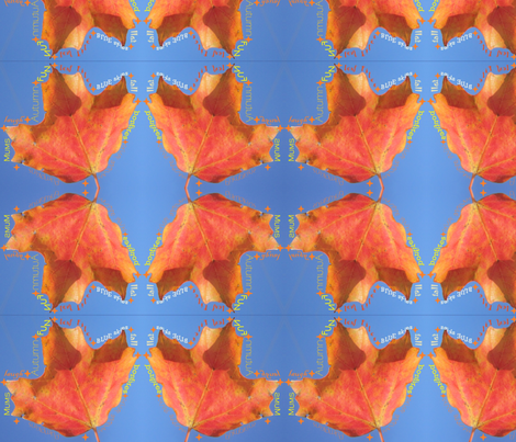Autumn fabric by ottawa-valley-inspirations on Spoonflower - custom fabric