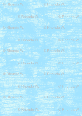 Cool Blue Sky Blender
