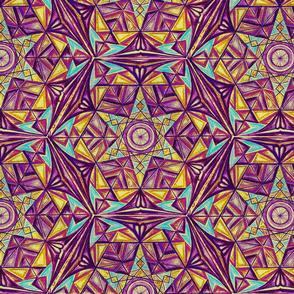 Kaleidoscope_Snowflake_Purple-Yellow