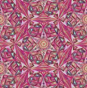 Kaleidoscope_Snowflake_Pink